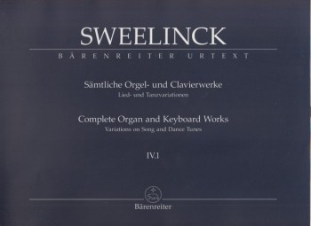 Image for Complete Organ and Keyboard Works - Variations on Song and Dance Tunes IV.1