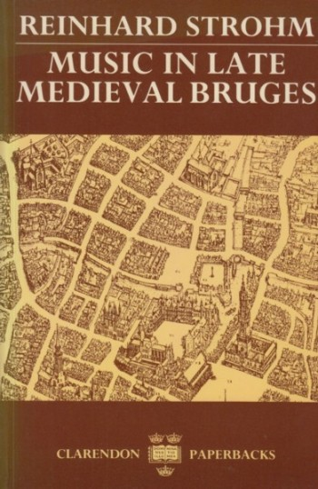 Image for Music in Late Medieval Bruges