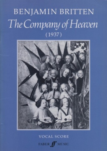 Image for The Company of Heaven (1937) - Vocal Score