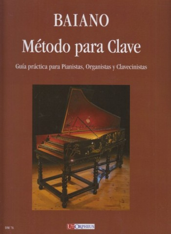 Image for Method for Harpsichord - A Practical Guide for Pianists, Organists & Harpsichordists