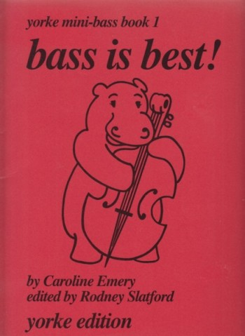 Image for Bass is Best! - Yorke Mini-Bass Book 1