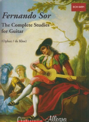 Image for The Complete Studies for Guitar