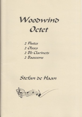 Image for Woodwind Octet - Full Score & Set of Parts