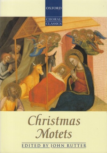 Image for Christmas Motets - Vocal Score