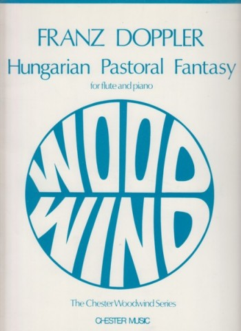 Image for Hungarian Pastoral Fantasy, Op.26 for Flute and Piano