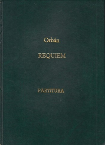 Image for Requiem -  Full Score