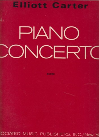 Image for Piano Concerto - Full Score