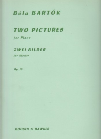 Image for Two Pictures for Piano, Op.10