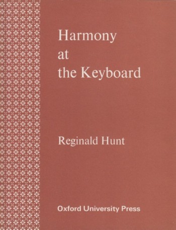 Image for Harmony at the Keyboard