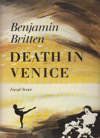 Image for Death in Venice, Op.88 - Vocal Score