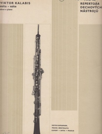 Image for Suite for Oboe and Piano