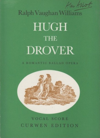 Image for Hugh the Drover - Vocal Score