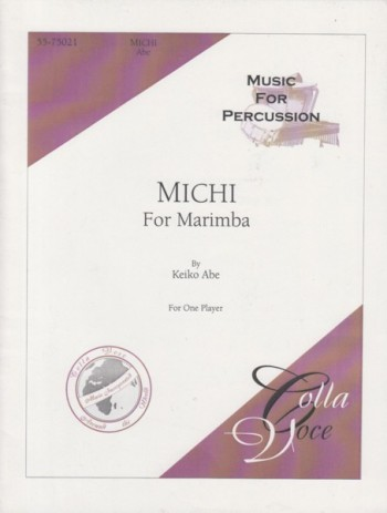 Image for Michi for Marimba