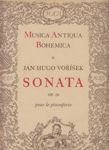 Image for Piano Sonata in B flat minor, Op.20