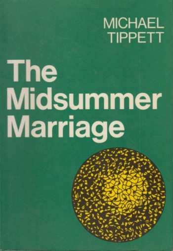 Image for The Midsummer Marriage - Study Score