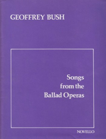 Image for Songs from the Ballad Operas