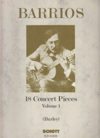 Image for 18 Concert Pieces Volume 1