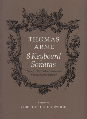 Image for 8 Keyboard Sonatas