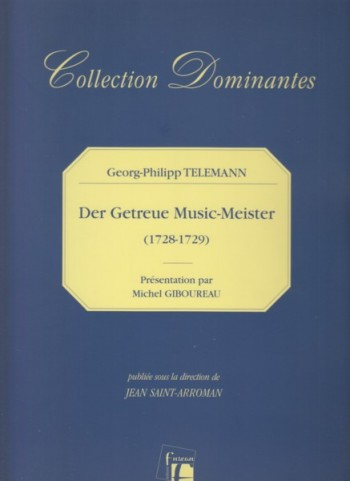 Image for Der Getreue Music-Meister (1728 - 1729) - Facsimile Edition
