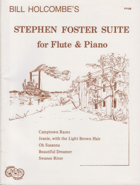 Image for Stephen Foster Suite for Flute & Piano