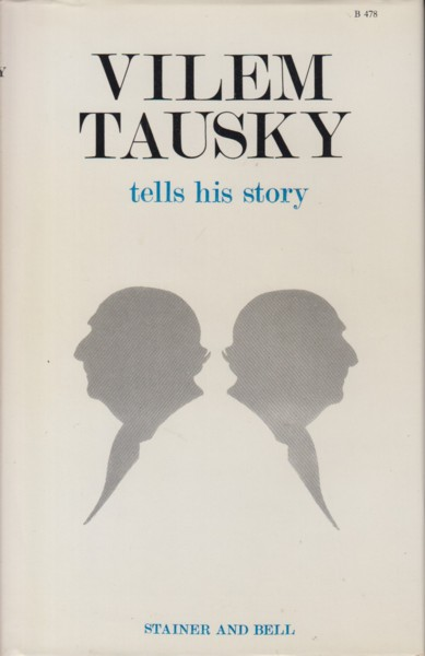 Image for Vilem Tausky Tells His Story