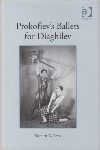 Image for Prokofiev's Ballets for Diaghilev