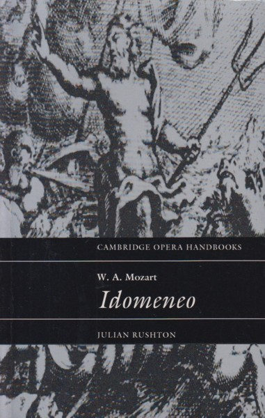 Image for W.A.Mozart: Idomeneo - Cambridge Opera Handbooks