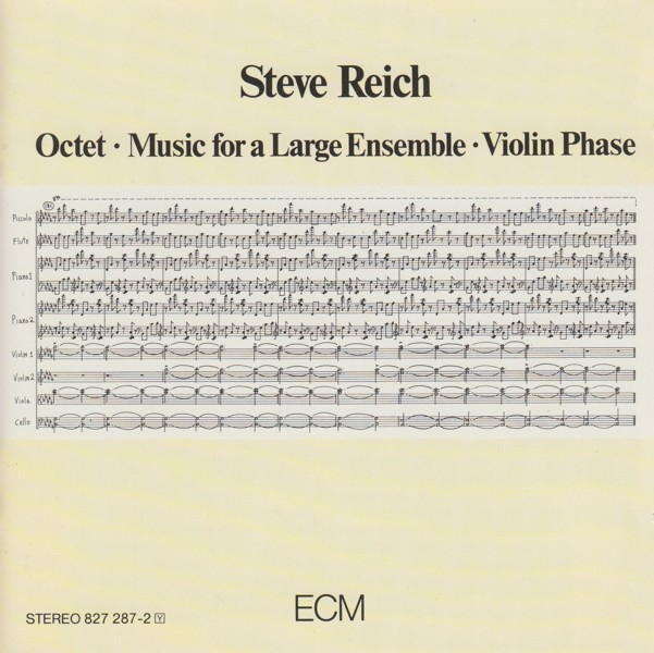 Octet; Music for a Large Ensemble