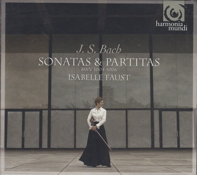 Image for Sonatas & Partitas
