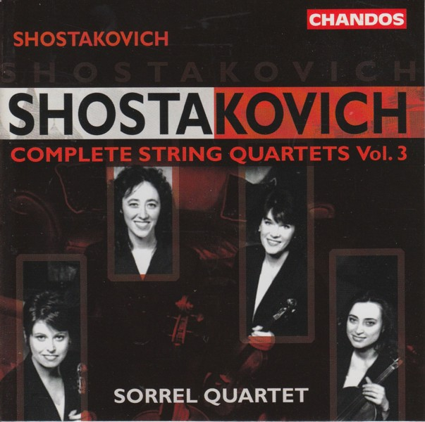 Image for String Quartets 8,9 & 13