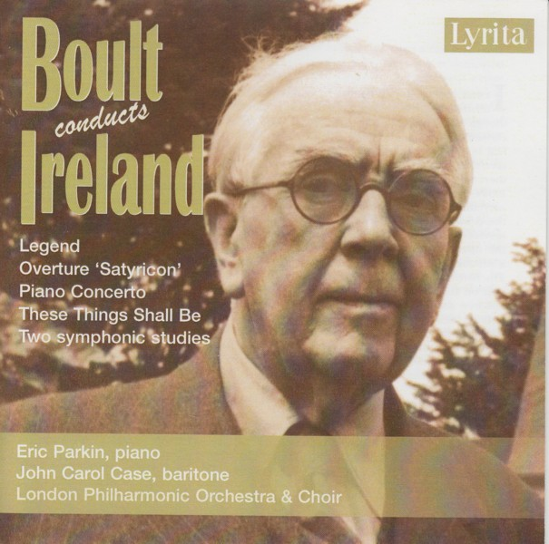 Image for Boult conducts Ireland