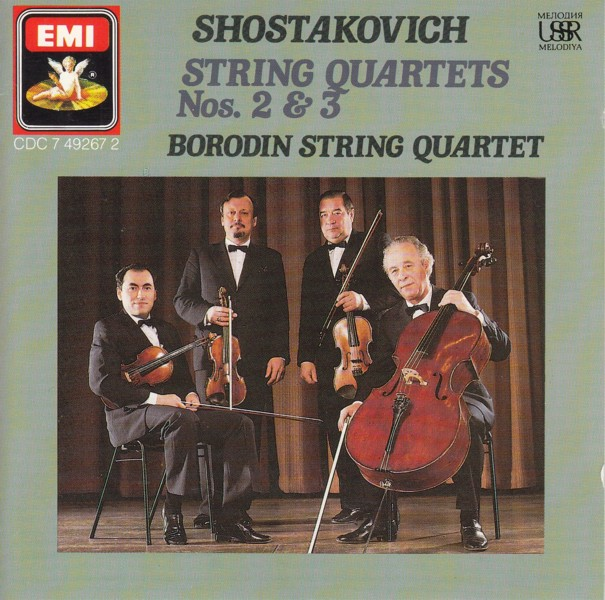 Image for String Quartets 2 & 3