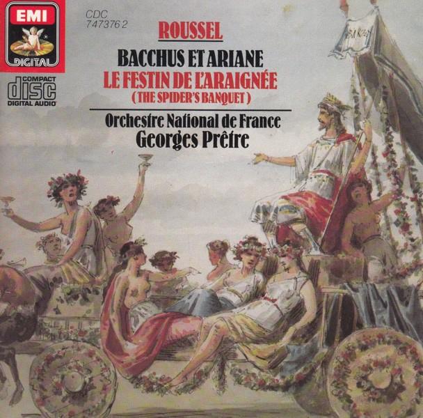 Bacchus et Ariane; Le Festin de l'Araignée