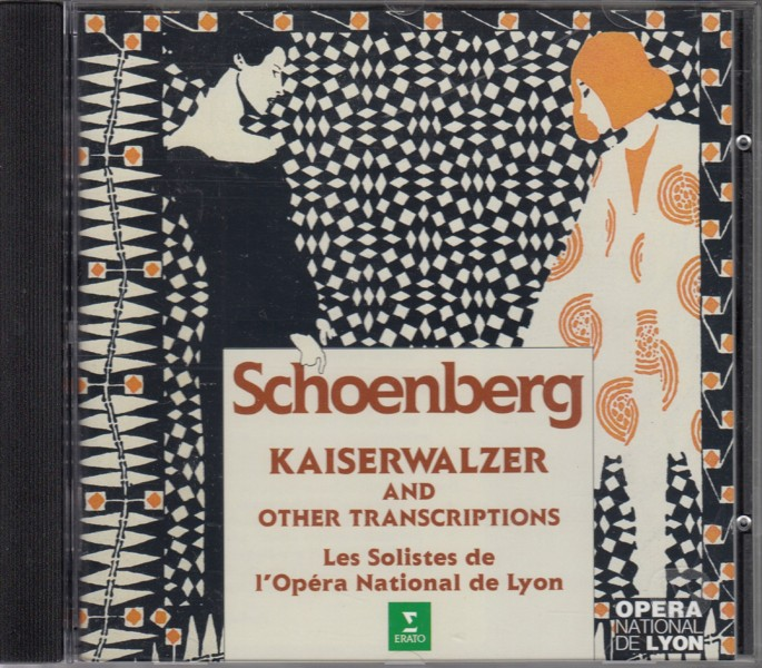Image for Kaiserwalzer and other Transcriptions.